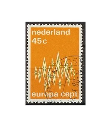 1008 Europazegels (o)