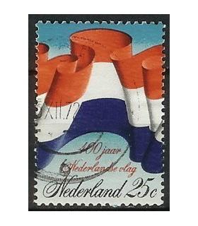 1011 NederlandseVlag zegels (o)