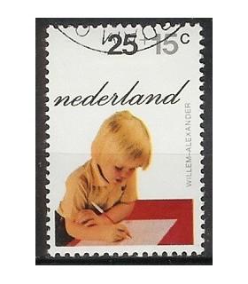 1020 Kinderzegel (o)