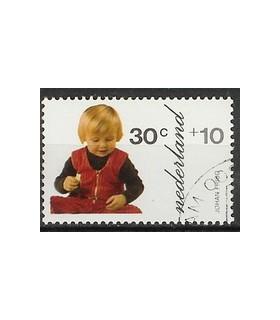1021 Kinderzegel (o)