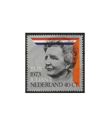 1036 Jubileumzegel (o)