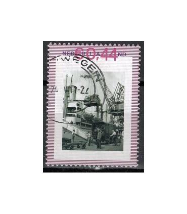 2489a-87 Haven van Rotterdam (o)