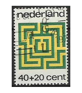 1040 Kinderzegel (o)