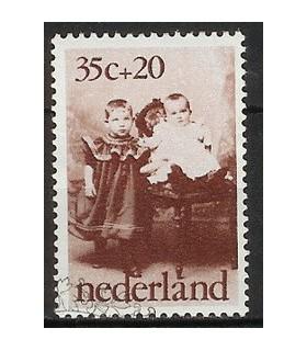 1060 Kinderzegel (o)