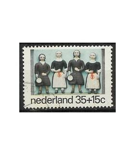 1079 Kinderzegel (o)