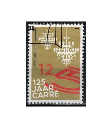 2988 Carre kroonluchters (o)