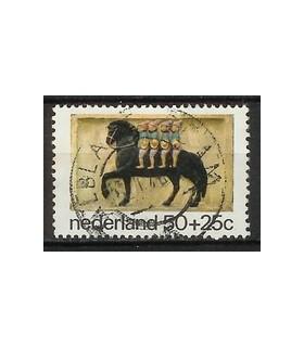 1081 Kinderzegel (o)