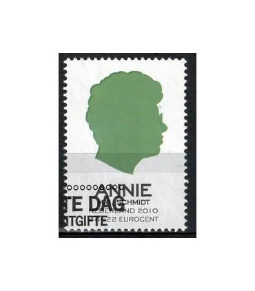 2716f Ouderenzegel Annie (o)