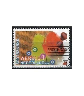 2752 Grenzeloos Nederland - Suriname (o)