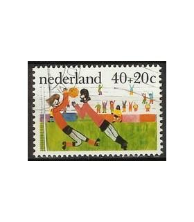 1103 Kinderzegel (o)