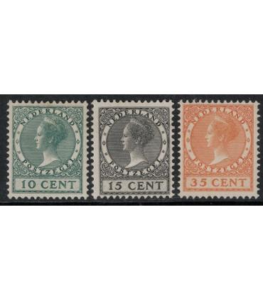 136 - 138 Tentoonstellingszegels (x) 2.