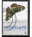 3012 Ac-08 Vlinders winter Landkaartje (o)