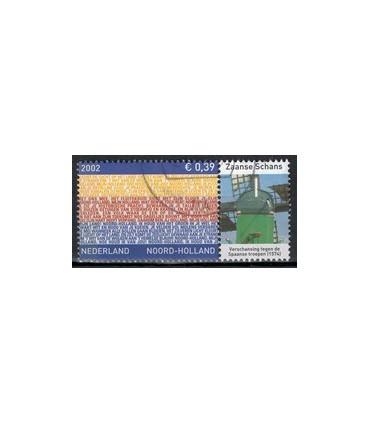 2067 Provinciezegel TAB (o) zaanse schans rechts