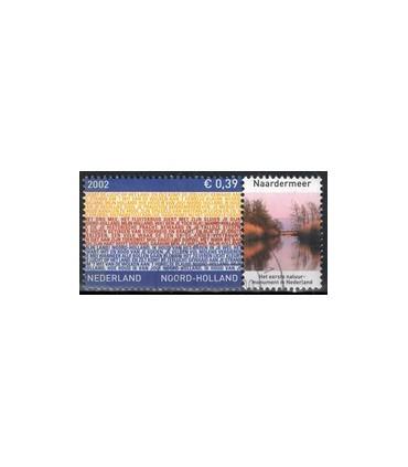 2067 Provinciezegel TAB (o) naardermeer rechts