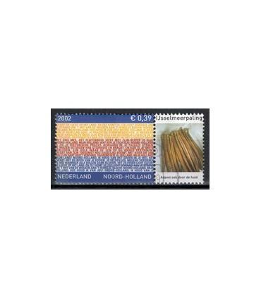 2067 Provinciezegel TAB (o) rechts