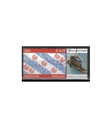 2065 Provinciezegel TAB (o) doorloper rechts
