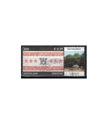 2066 Provinciezegel TAB (o) hunnebedden