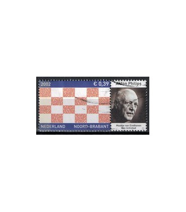 2069 Provinciezegel TAB (o) Anton Philips
