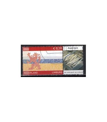 2073 Provinciezegel TAB (o) asperges rechts