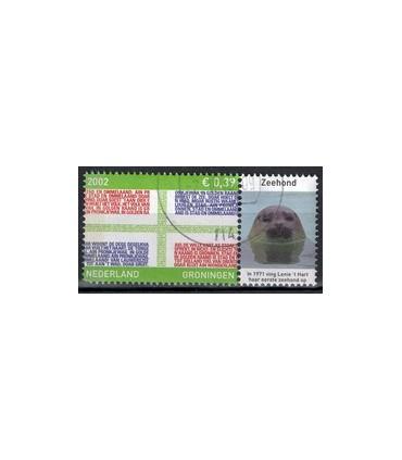 2070 Provinciezegel TAB (o) zeehond rechts