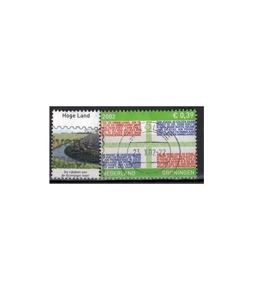 2070 Provinciezegel TAB (o) hoge land links