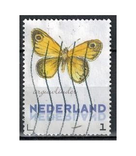 3012 Ac-02 Vlinders voorjaar Argusvlinder (o)