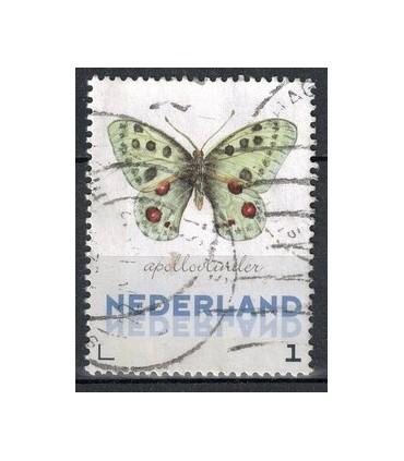 3012 Ac-04 Vlinders zomer apollovlinder (o)