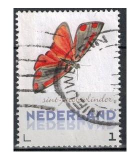 3012 Ac-02 Vlinders voorjaar SintJacobvlinder (o)