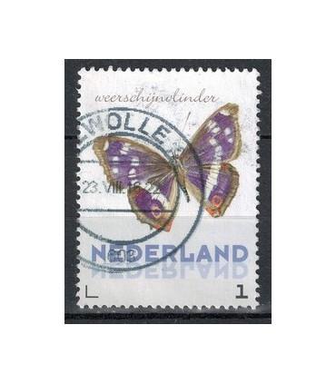 3012 Ac-04 Vlinders zomer weerschijnvlinder (o)