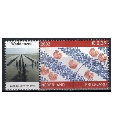 2065 Provinciezegel TAB (o) Waddenzee