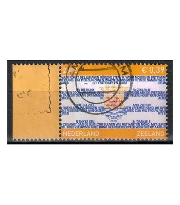 2075 Provinciezegel TAB (o)