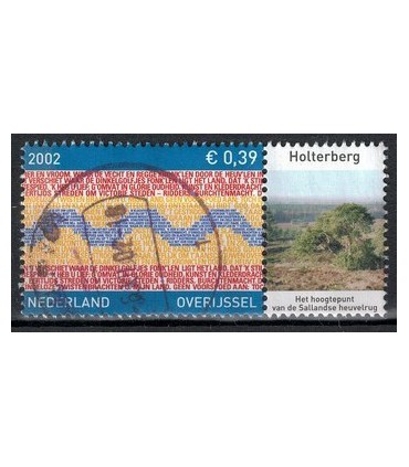 2074 Provinciezegel TAB (o) Holterberg