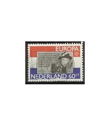 1207 Europa-zegels (o)