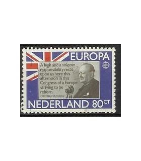 1208 Europa-zegels (o)