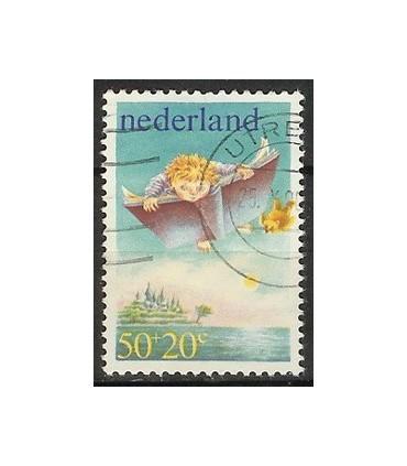 1211 Kinderzegel (o)