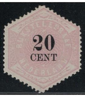 Telegramzegel 06 (xx) lees!