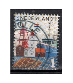 3388a Mooi Nederland Urk (o)