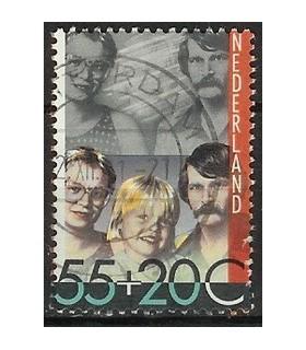 1233 Kinderzegel (o)