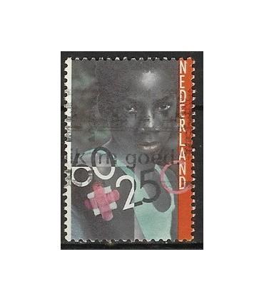 1234 Kinderzegel (o)