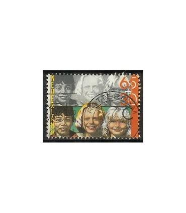 1235 Kinderzegel (o)
