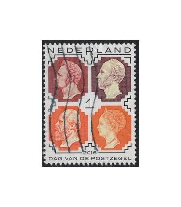3106 Dag van de postzegel (o)