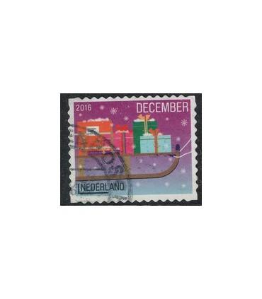 2016 Kerstzegel (o) 1.