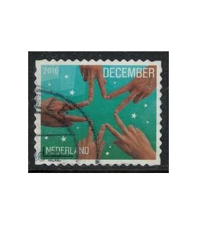 2016 Kerstzegel (o) 11.