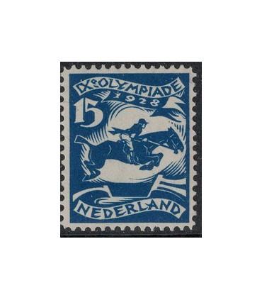 218 Olympiade zegel (x)