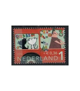 2016 Kinderzegel (o) 6.