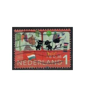 2016 Kinderzegel (o) 2.