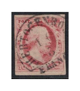 002 Koning Willem III (o) Hertogenbosch