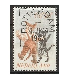 1276 Kinderzegel (o)
