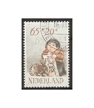 1277 Kinderzegel (o)