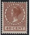 160 Koningin Wilhelmina (xx) 2. lees!